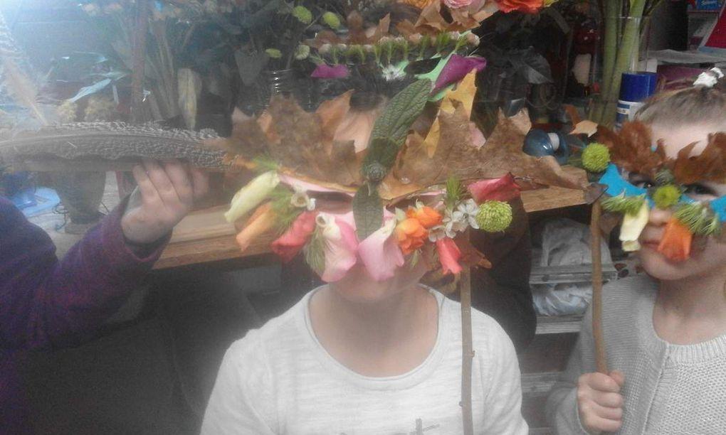 Masque Végétal