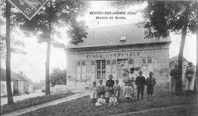 Album - le village de Neufvy-sur-Aronde (Oise)