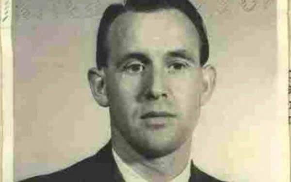 M. Berger avait déménagé dans le Tennessee en 1959 et y avait vécu sans que personne ne connaisse son passé pendant de nombreuses années. ROMERO / US DEPARTMENT OF JUSTICE / AFP