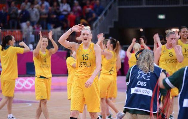 Tournoi féminin: L'Australie rejoint les Américaines en demi-finale