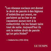 Imbécillité - Le blog de michel.theron.over-blog.fr