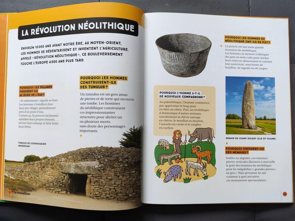 Mes 150 Pourquoi – L'Histoire de France. Sandrine MIRZA – 2020 (Dès 7 ans)