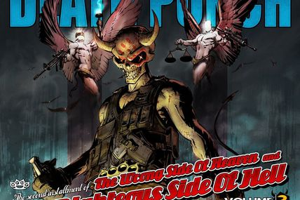 Five finger death punch - The wrong side of heaven.../Vol.2