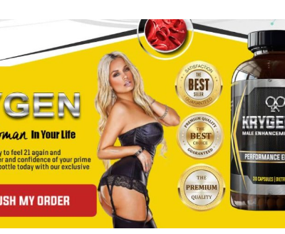 Krygen XL : It Increases Sexual  Endurance in the bed.