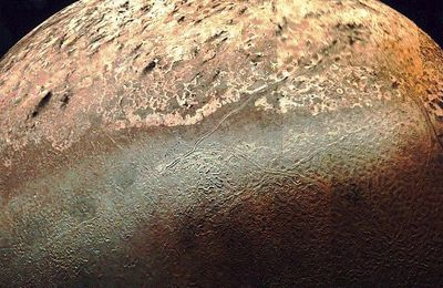 Il y a de l'eau partout dans le système solaire