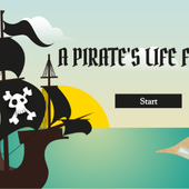 Pirate's Life by Audrey Fauque on Genially