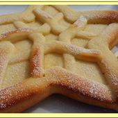 Gâteau au fromage blanc et au citron - Oh, la gourmande..