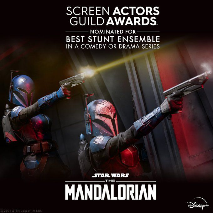 Nominations Saison 2 de The Mandalorian