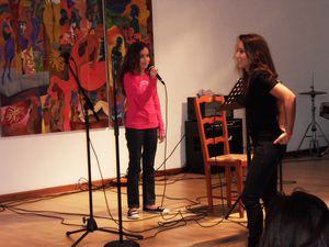Audition de chant à Don bosco le 23 juin