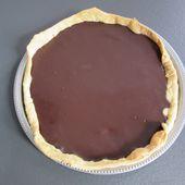 Recette de la tarte au chocolat au companion - Mes Meilleures Recettes Faciles