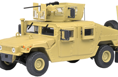 ​  M1115 Hummer  (Solido - 1/48) ​