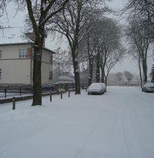 Winter in Falkensee