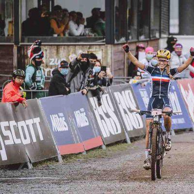 STOP VIRUS - Pauline Ferrand-Prévôt championne d'Europe et du monde