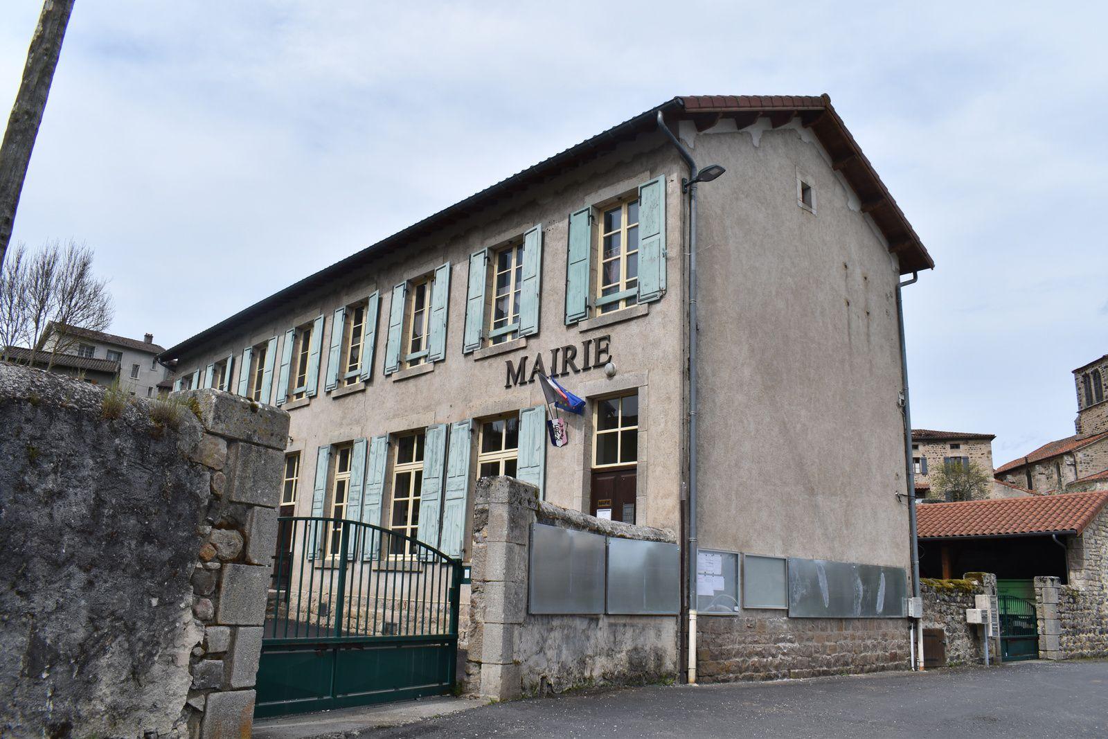 Saint Julien d'Ance