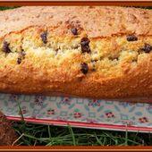 Gâteau coco-choco - Oh, la gourmande..