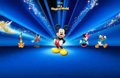 It's a Magical World - Disney - Mickey - Minnie - Donald - Wallpaper - Free