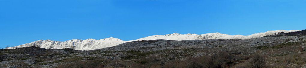 Plateau St Barnabé