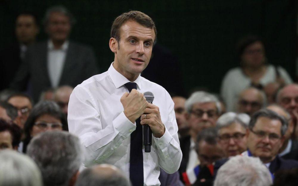 """Bernard Jomier : """"Emmanuel Macron a fait le même choix moral que Trump ou Bolsonaro"""""""