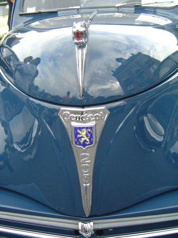 Album - Rassemblement Peugeot 203, 10 Septembre 2011
