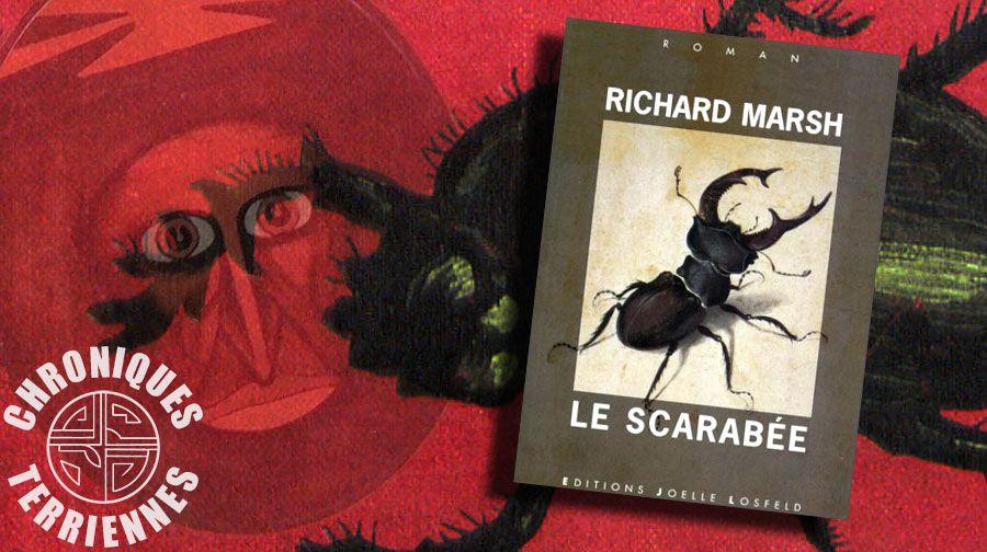 📚 RICHARD MARSH - LE SCARABÉE (THE BEETLE, 1897)