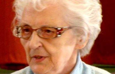 Un dernier hommage à Mme Mathylde Turpyn-Jaffé