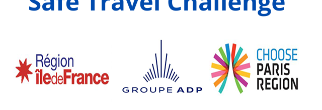 Le Groupe ADP et l'agence Choose Paris Region lancent un appel à projet d'innovation 'Safe Travel Challenge'