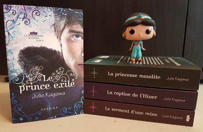 Les Royaumes invisibles, Tome 4 : Le Prince exilé - Julie Kagawa