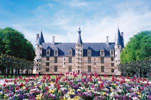 Le château des Comtes de Nevers