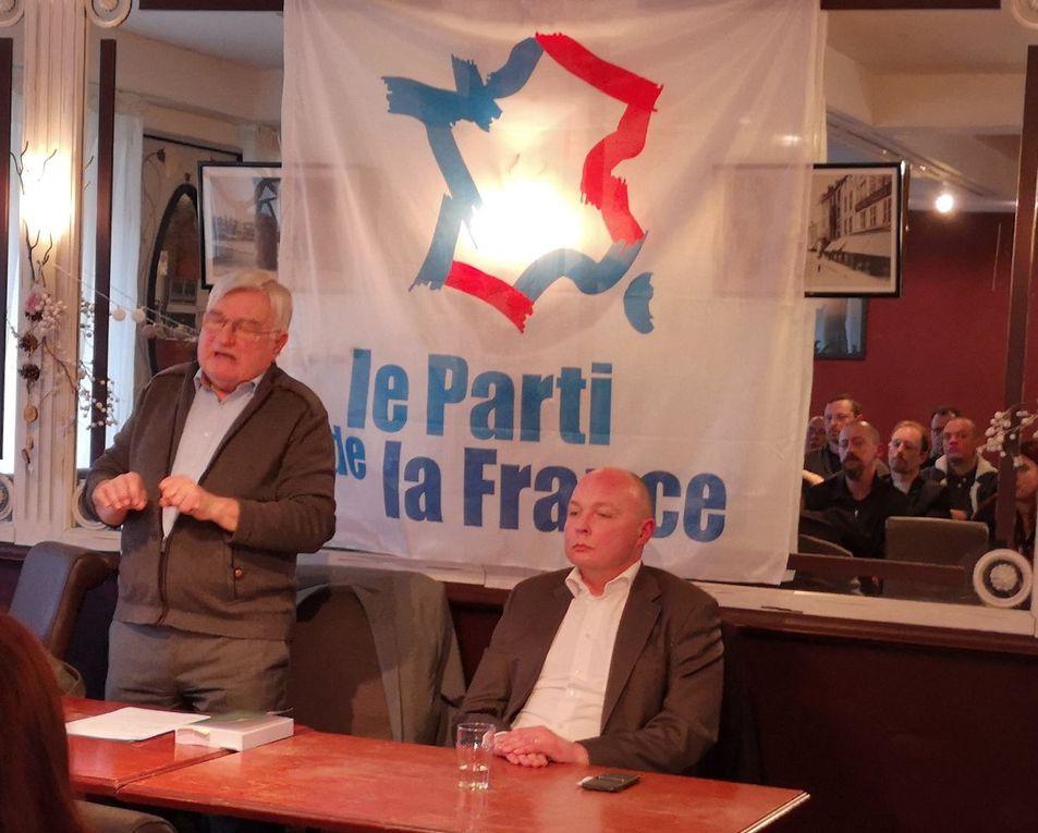 Compte-rendu de la galette des rois du PdF Picardie