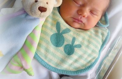 Bébé est née !