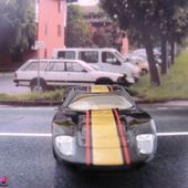 FORD GT 40 MATCHBOX 1/57 - car-collector.net