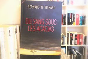 Du sang sous les acacias, Bernadette Richard