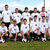 Football. La belle saison des U18