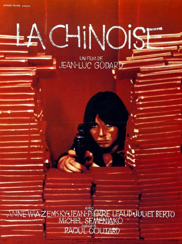 CINEMA JEAN-LUC GODARD / La Chinoise (1967)