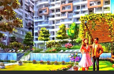 Puranik City Neral Coming With Row House For Sale in Neral Mumbai