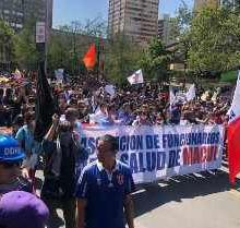 Férocité de la répression au Chili : 42 morts et 121 disparus