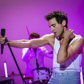 Pop icon Mika felt hounded to come out before he'd even told his mum
