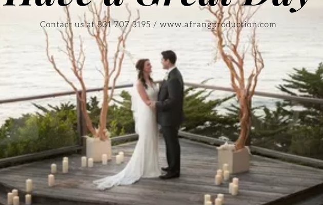 Wedding Videographers in Monterey: Everything You Need to Know