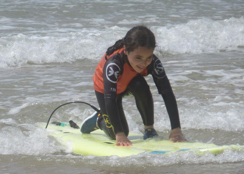 SURF CM : 2ème et 3ème séances