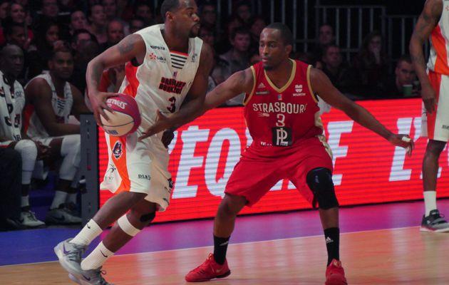 Leaders Cup : Strasbourg, Monaco, Asvel et Chalon sont en demi-finale
