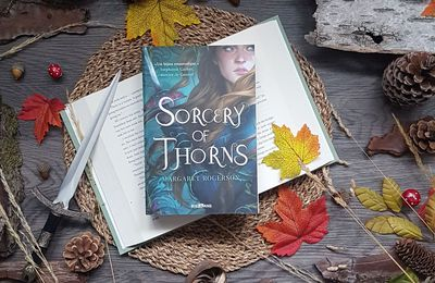 Sorcery of Thorns - Margaret Rogerson