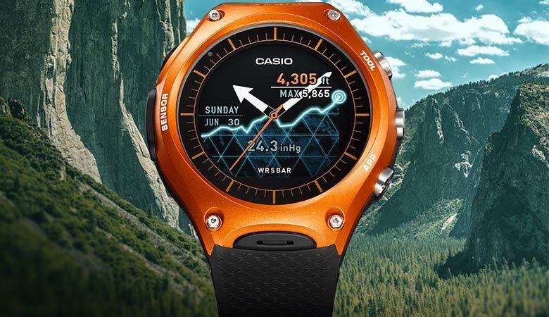 CES 2016 : Casio annonce une montre ultra résistante plus chère que l'Apple Watch