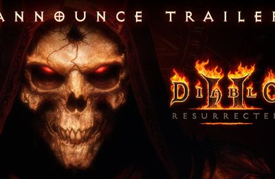 Blizzard Entertainment ressuscite Diablo II en 2021 sur PC et consoles