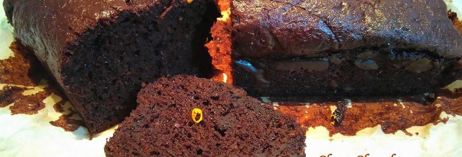 Cake Moelleux Intense Choco Chouchou Cannelle Orange