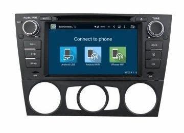 Autoradio GPS Android 9.0 BMW E90 Berline (2005-2012) E91 Touring (2005-2012) E92 coupé (2005-2012) E93 Cabriolet (2005-2012)