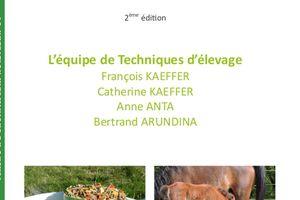 La nutrition vitaminique du cheval. Poster. 2e édition