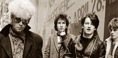 U2 -Early Days -21/07/1980 -Project Arts Centre - Dublin -Irlande
