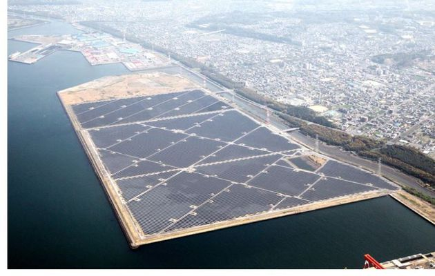 How committeed is Japan to sustainable energy?