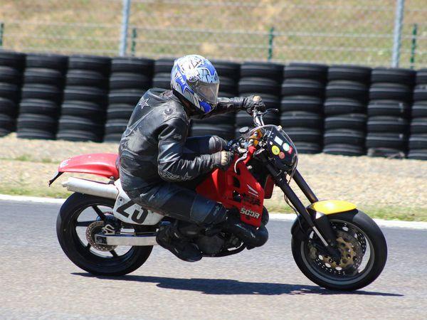 Honda 500 CR