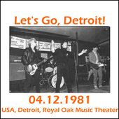 U2 -October Tour - 04/12/1981 -Detroit -USA -Royal Oak Music Theater - U2 BLOG
